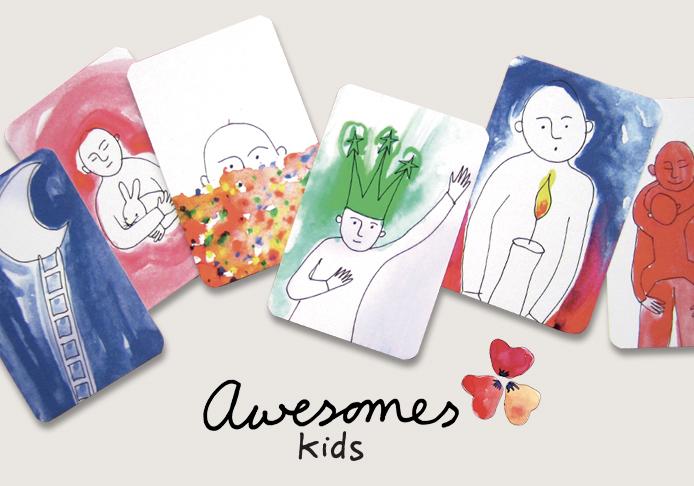 Svenny - Kids kaartjes - Awesomes