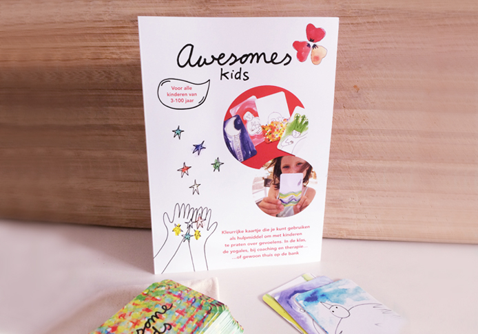 Svenny - folder - Awesomes Kids