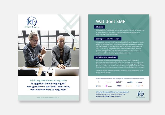 Svenny - flyer - Stichting MKB Financiering
