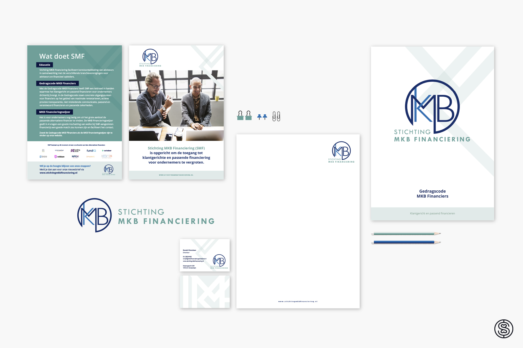 Svenny Huisstijl Stichting MKB Financiering