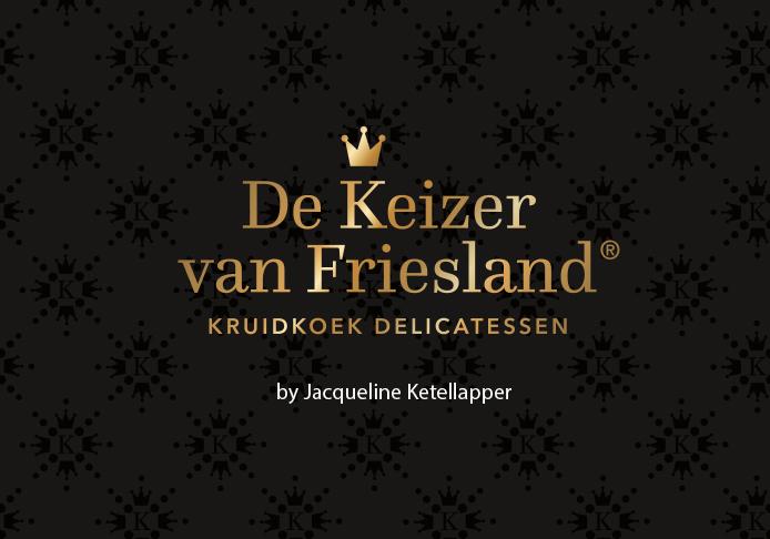 Svenny - logo ontwerp - De Keizer van Friesland