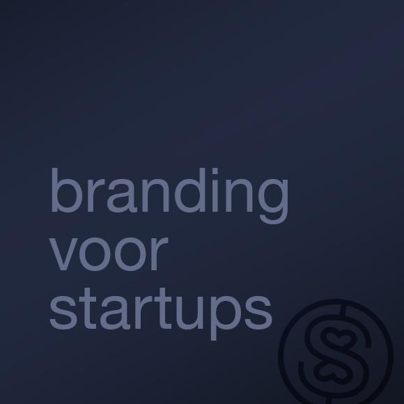 Svenny branding voor startups