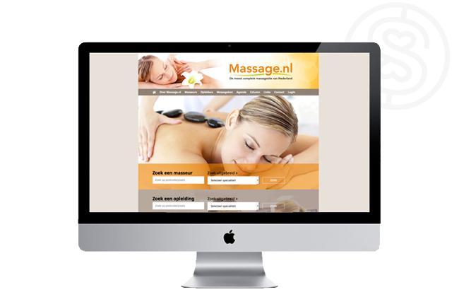 Svenny - Webdesign - MassageNL