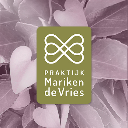 Svenny - logo ontwerp - Praktijk Mariken de Vries