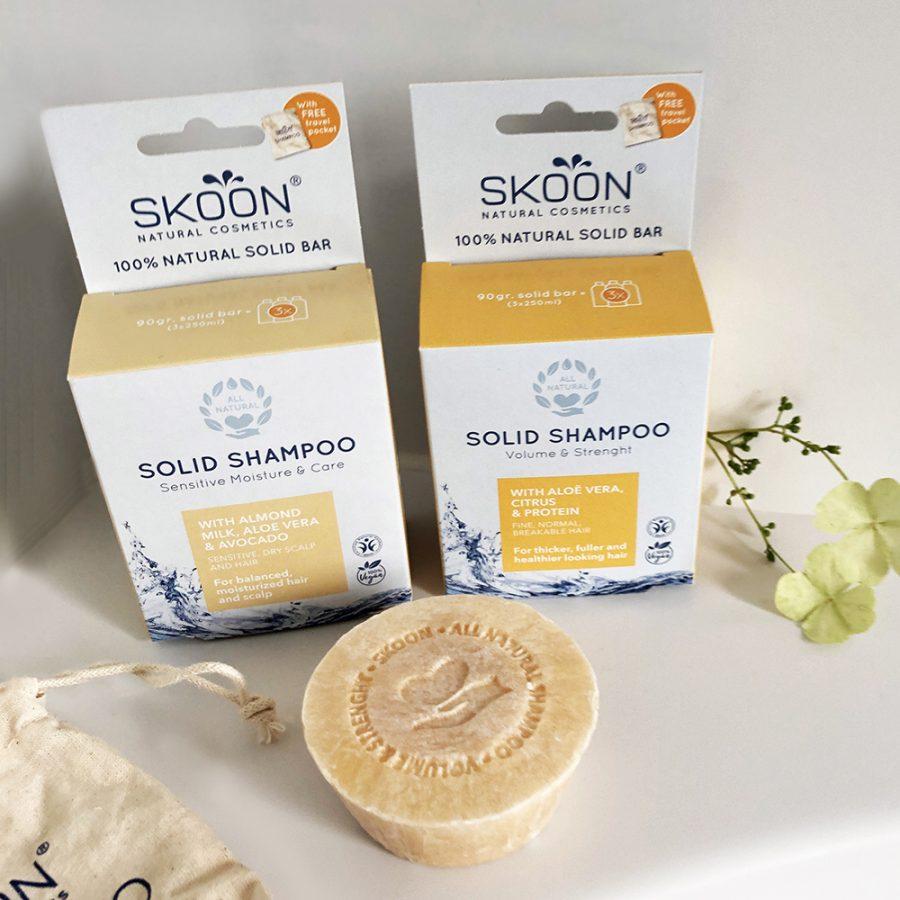 Skoon Solid Shampoo Bar
