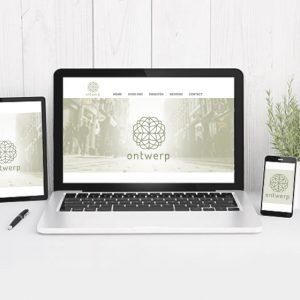 Brand Design Pakket website